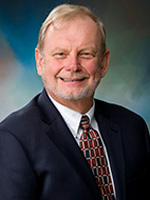 David W. Niesel, Senior Vice President and Dean, Graduate School of Biomedical Sciences and Chief Research Officer