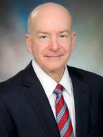 Dr. David Callender, UTMB President